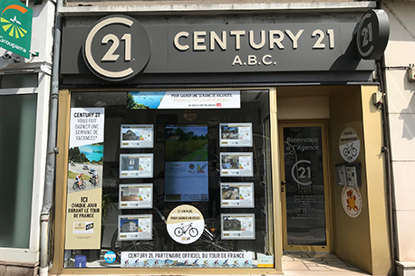 Agence immobilière CENTURY 21 A.B.C., 86100 CHATELLERAULT